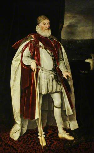 Charles Howard (1536–1624), 2nd Lord Howard of Effingham and 1st Earl of Nottingham