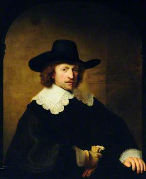 Nicholaes van Bambeeck, Aged 44