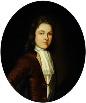 Portrait of an Unknown Young Man