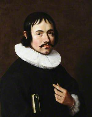 Joel Dunz (b.1642/1643), Aged 25