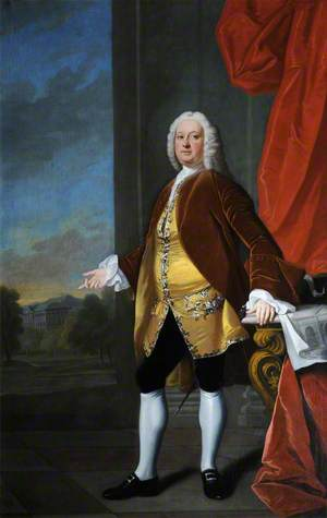 Sir Rowland Winn (1706–1765), 4th Bt