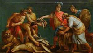 An Unidentified Classical Subject: A Quarrel over a Dead Ass