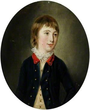 Charles Pennyman (1770–1796), as a Boy