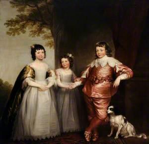 The Woolaston White Children