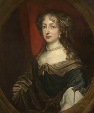 Mary Bedingfeld (d.1715), Mrs Thomas Eyre