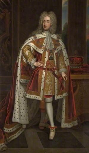 George II (1683–1760), as Prince of Wales