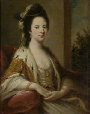 Mary Walsh, Mrs Ralph Clavering