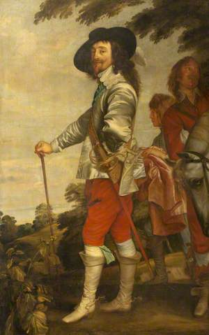 Charles I (1600–1649), in the Hunting Field