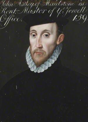 Sir John Astley (c.1507–1596), Master of the Jewel Office