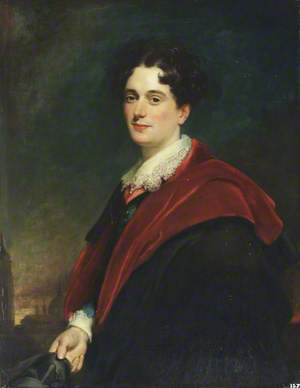 Sir Jacob Astley (1797–1859), 6th Bt, Later 16th Baron Hastings, as a Young Man, in Masquerade Dress