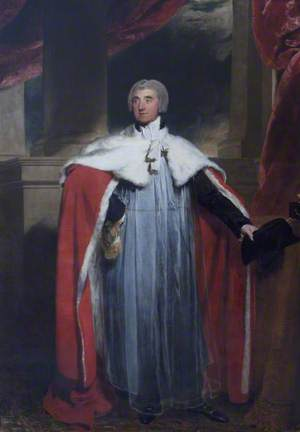 Edward Venables-Vernon Harcourt (1757–1847), as Archbishop of York