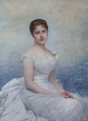 Frances Margaret Lawrance (d.1940), Lady Vernon