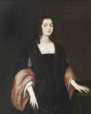 Called 'Mary Hawtrey (1598–1661), Lady Bankes'