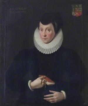 Margaret Molyneux (b.1544/1545), Mrs John Warren, Aged 50