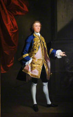'Admiral Beaumont', Thomas Beaumont of the Oaks (1723–1785) (?)