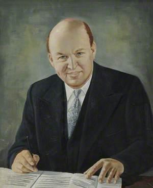 Sir Simon Lycett Green (1912–2003), 5th Bt, DL, JP
