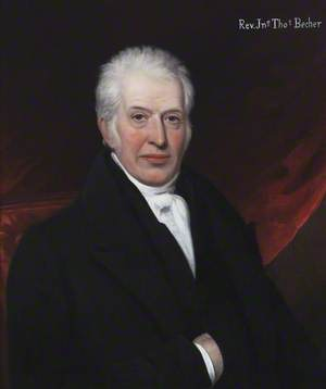 The Reverend John Thomas Becher (1770–1848)