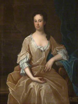Julia Conyers (d.1722), Lady Blackett