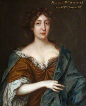Elizabeth Kirkley (d.1674), First Wife of Sir William Blackett, 1st Bt (1st Creation)