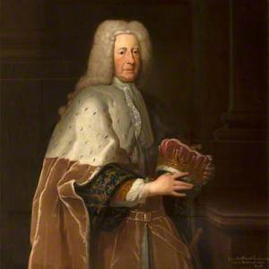 Thomas Bruce (1656–1741), 3rd Earl of Elgin and 2nd Earl of Ailesbury