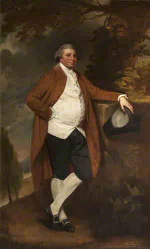 Sir John Trevelyan (1734–1828), 4th Bt