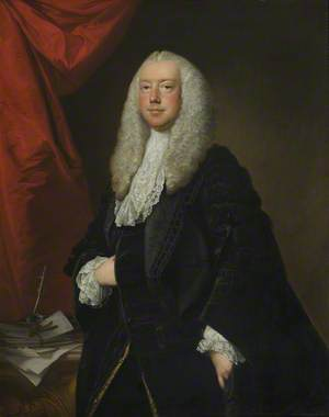 The Right Honourable Charles Yorke (1722–1770), Lord Chancellor