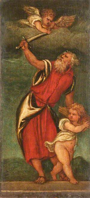Abraham Refrained from Sacrificing Isaac