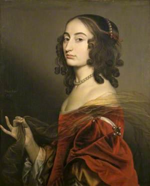 Princess Louise Hollandine (1622–1709), Princess Palatine, Abbess of Maubuisson