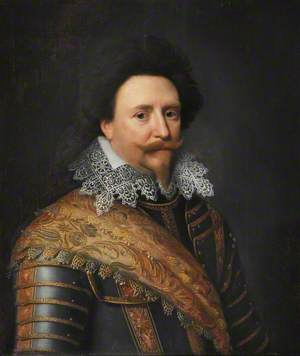 Prince Frederick Henry (1584–1647), Prince of Orange, Stadhouder of the United Provinces