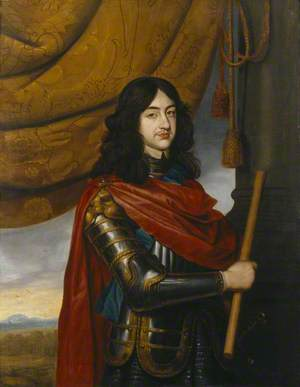 Charles II (1630–1685), as a Young Man in Exile