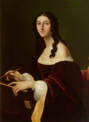 Ellen Adderly (1809–1896), Viscountess Dillon of Costello-Gallin