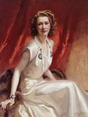 Renée Merandon du Plessis (1916–2007), Lady Iliffe