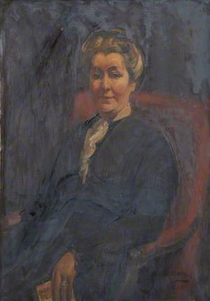 Mrs Strong (Curator at Carlyle's House, 1895–1919)