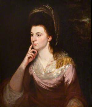Anna Maria Shepherd (d. before 1783), Mrs Charles Runnington