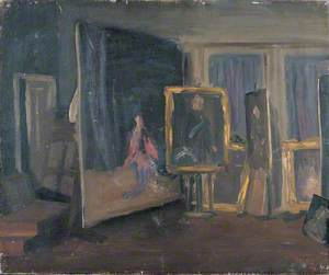 The Studio of Sir John Lavery (1856–1941)