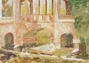 The Palladian Bridge at Wilton House