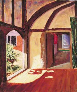 An Interior at Breccles Hall, Norfolk