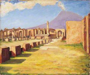 The Ruins at Pompeii