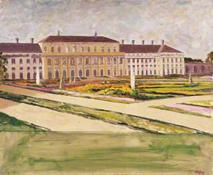 Schloss Schleissheim, near Munich (I)