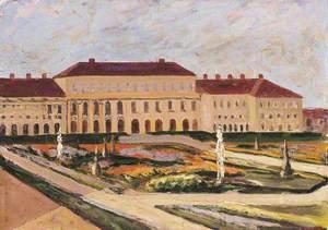Schloss Schleissheim, near Munich (II)
