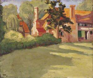 At Lullenden Manor