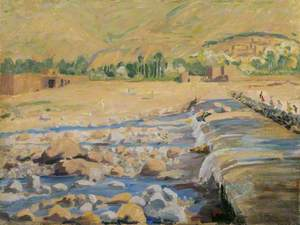 The River at Marrakech