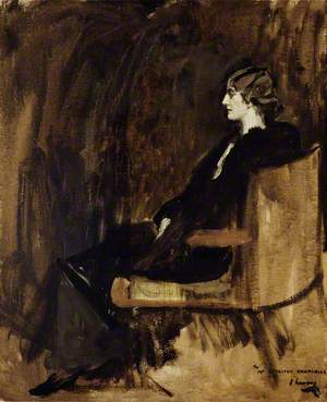 Clementine Ogilvy Hozier (1885–1977), Later Baroness Churchill