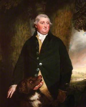 Charles Penruddock (c.1742–1788), MP, of Compton Chamberlayne
