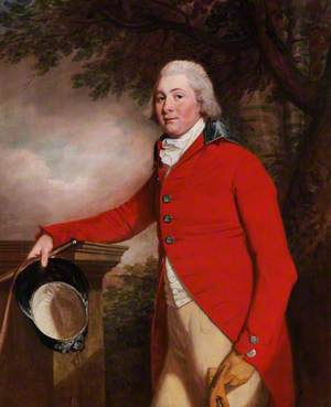 John Hungerford Penruddock (1770–1841), MP, DL, of Compton Chamberlayne