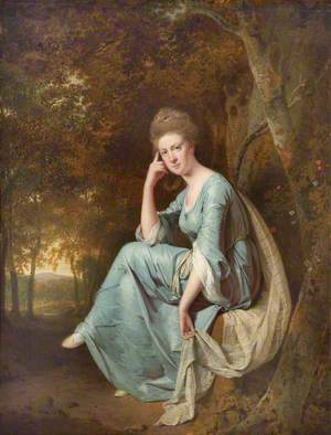 Ellen Goodwin (1740/1741–1823), Mrs Henry Case-Morewood