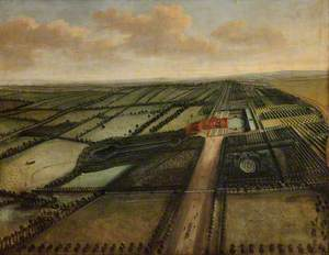 A Bird's-Eye View of Clandon