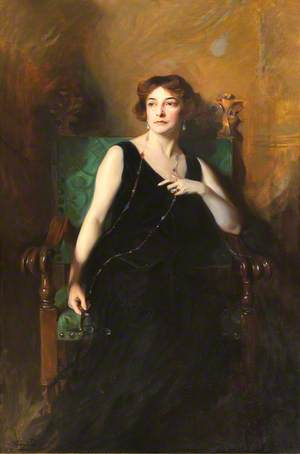 Violet Marcia Catherine Warwick Bampfylde (1883–1954), Countess of Onslow