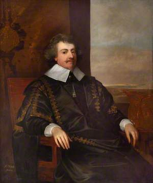 Sir John Finch (1584–1660), Baron Finch of Fordwich, MP, Speaker of the House of Commons (1628–1629), as Lord Keeper (1640–1641)