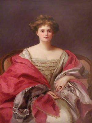 Lady Gwendolen (Florence Mary) Onslow (1881–1966), Countess of Iveagh